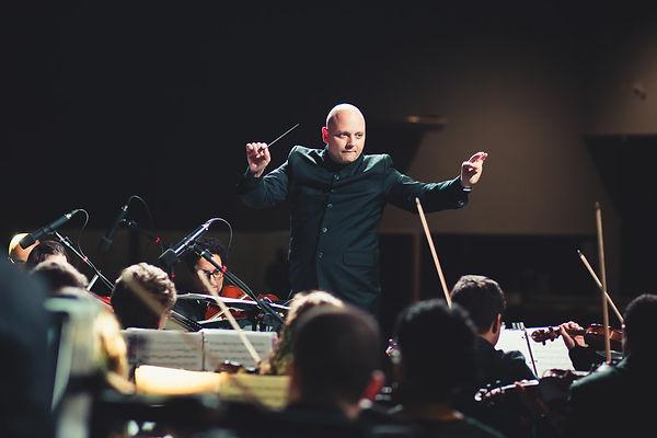 der Wille als Dirigent