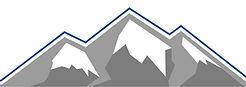 Snowy Mountain Range Logo