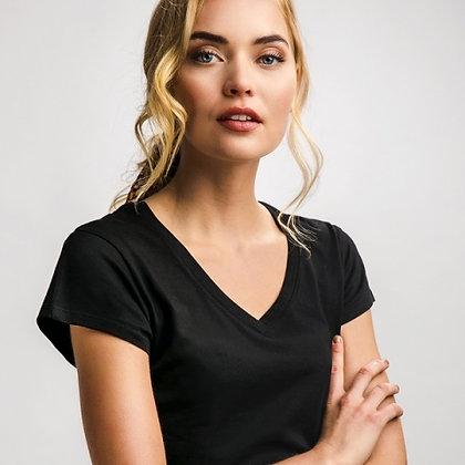 ATHENS WOMEN. T-shirt para senhora