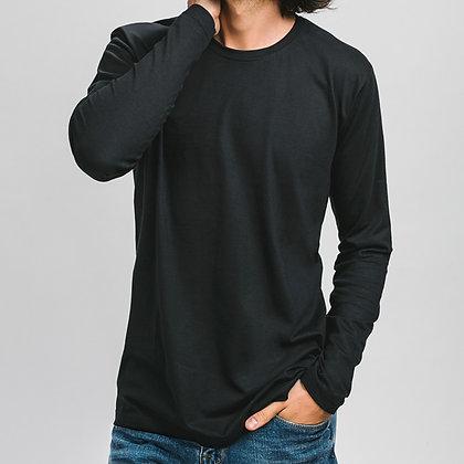 BUCHAREST. T-shirt de manga comprida para homem