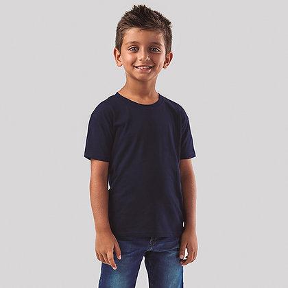 QUITO. T-shirt de criança unissexo