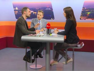 Talk Täglich zum Viererfeld | TeleBärn, 17.05.2016