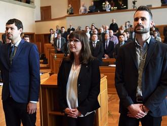 Drei Neue im Berner Rathaus | BZ, 21.03.2017