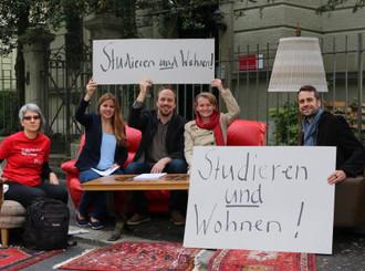 Wohnen und Studieren in der Länggasse | 20min, 23.09.2015