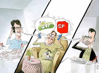 Wahlkampf per Telefon | BZ, 21.02.2018