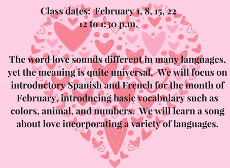 February Enrichment