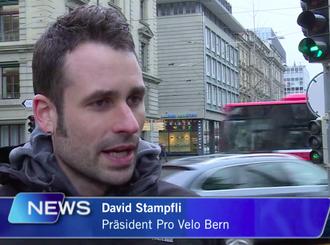 Neue Verkehrsregel für Velofahrer? | Telebärn, 17.02.2017