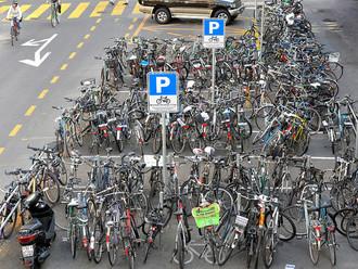 Velo-Offensive in der Stadt Bern | Der Bund, 17.10.2014