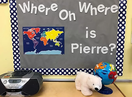 Going Global in PreK
