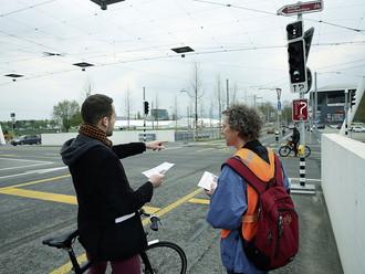Wie gefährlich ist diese Kreuzung? | BZ, 14.06.2014