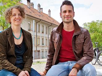 Veloförderung in der Bundesstadt   Velojournal, 2013   4