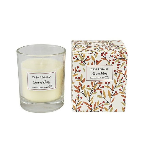 Candle (Spruce Berry)