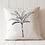 Thumbnail: Cushion - Banana Palm black