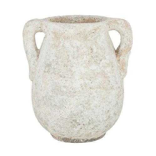 Vase - Rustic White