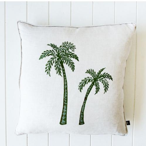 Cushion - Coco Palm green