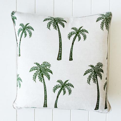 Cushion - Palm Print