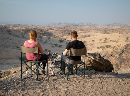 8 Things to know before Camping in Namibia
