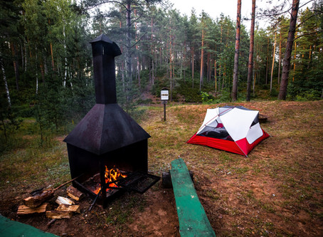 12 Things to know before Camping in Estonia