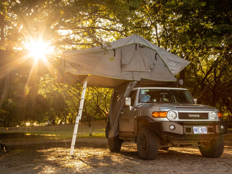 9 Things to know before Camping in Costa Rica