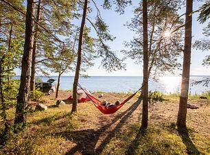 estonia camping