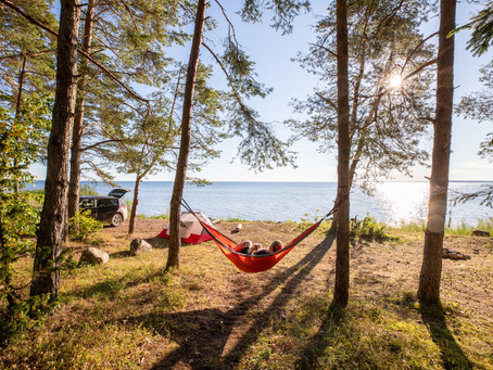 Camping in Estonia? Here are our 5 favourite campsites!