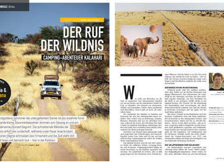 How To Get Your Travel Story Published In A Travel Magazine