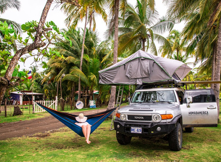 Nomad America Review - 4-Week Costa Rica Offroad Camping Roadtrip