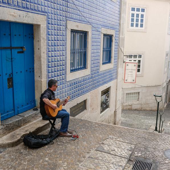 Sur un air de guitare