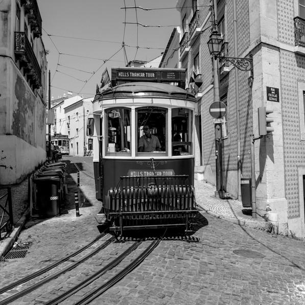 Le traw Lisbonne
