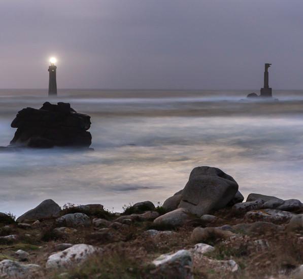 Le phare de Nividic