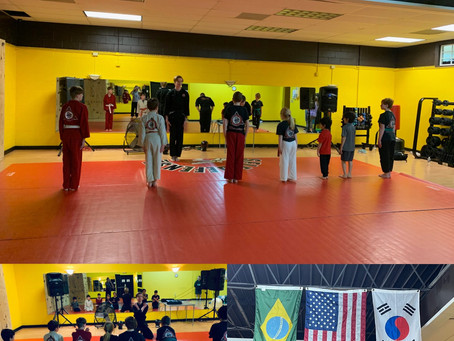 Mid Shore Martial Arts NOW at Fitness Rx