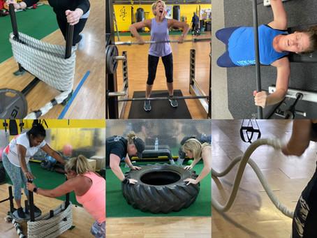 30 Day Get Fit Program