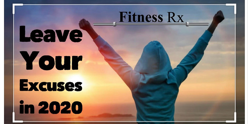 Easton - Leave Your Excuses in 2020 Body Challenge