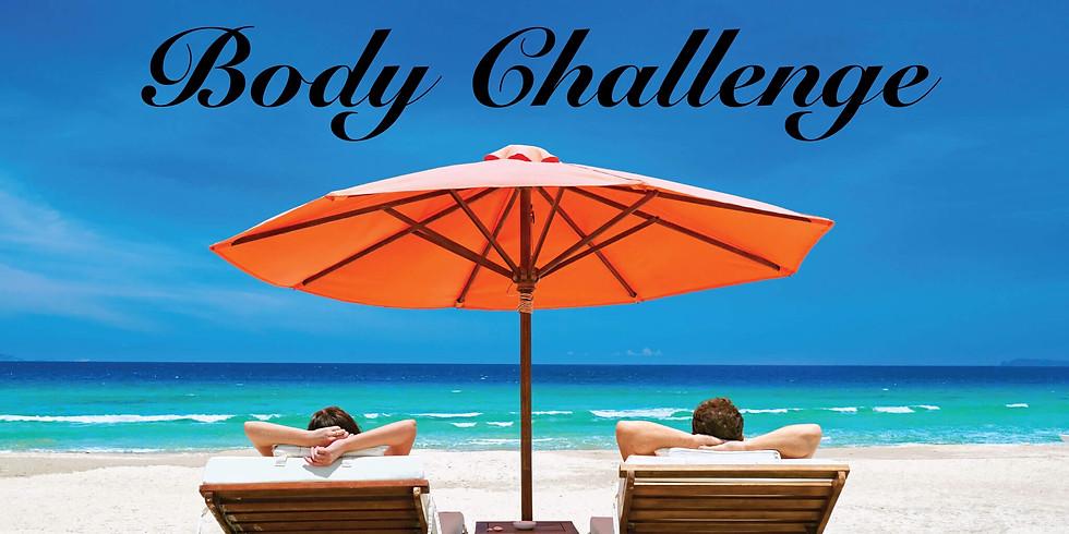Summer Body Challange