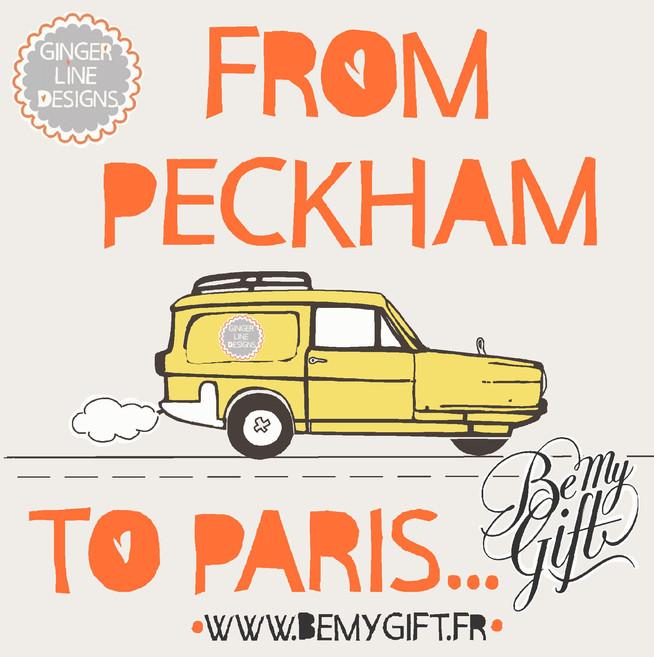 Ohh La La, From Peckham To Paris