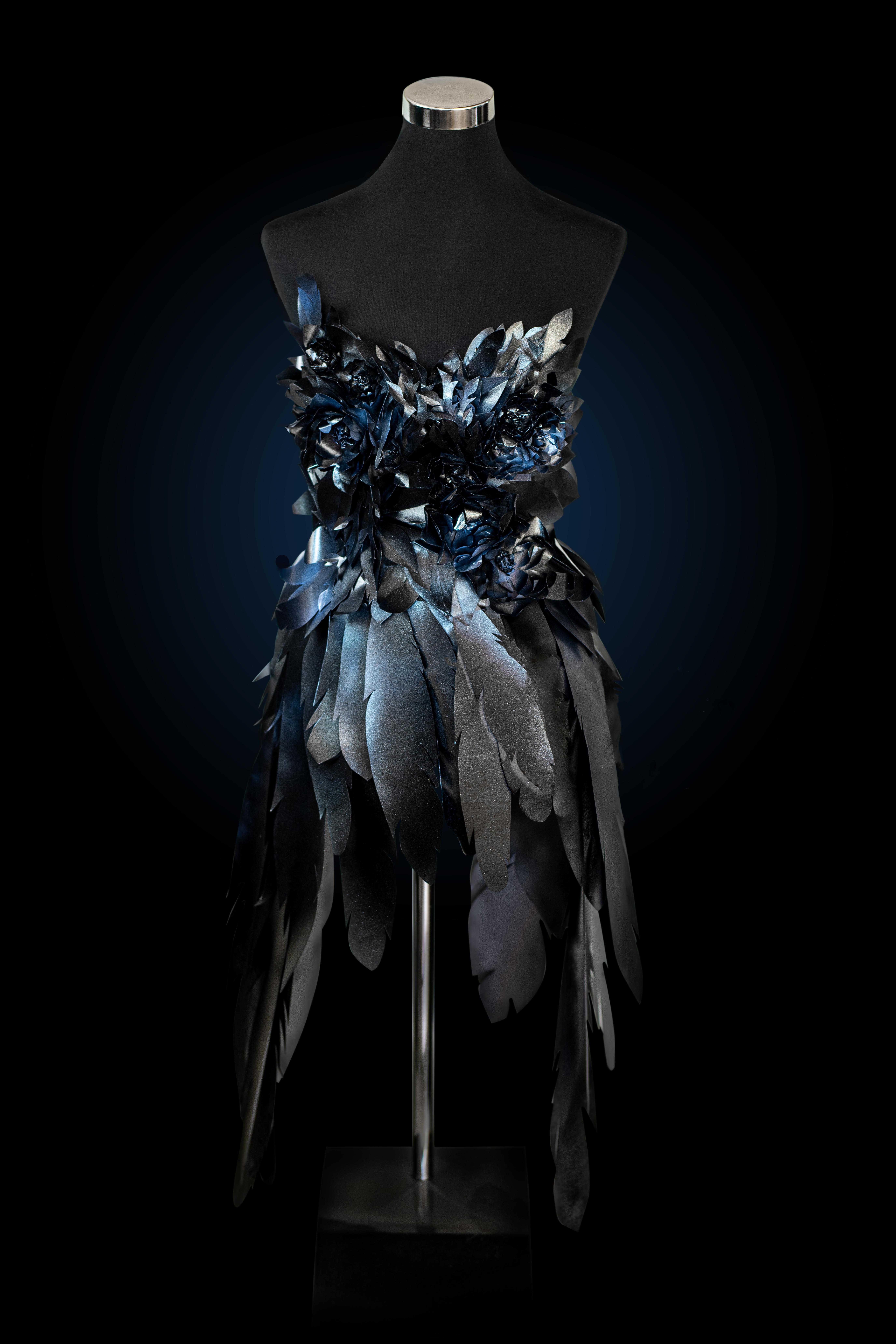 """outfit """"corbeau"""""""
