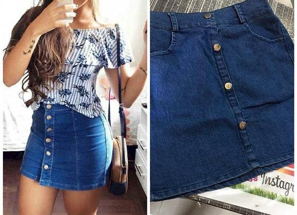 Danim Mini Skirts