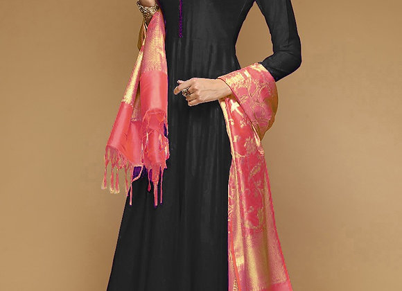 ONE PIECE WITH BANARASI DUPATTA