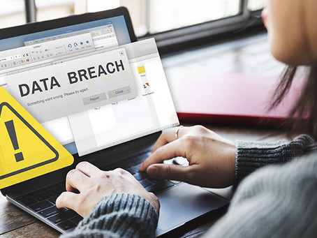 Data Breaches…