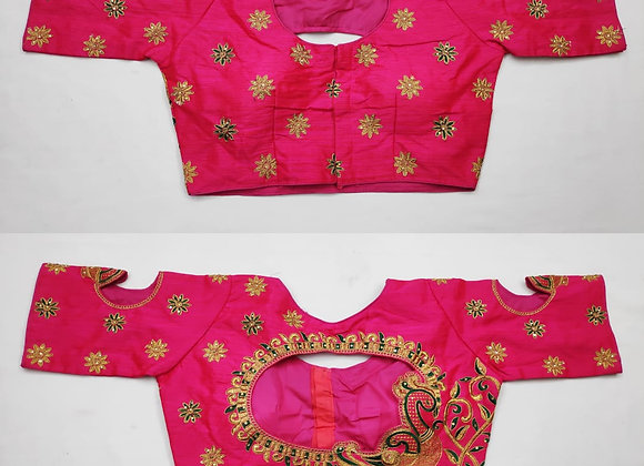 Designer silk Readymade Blouse