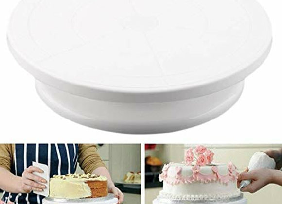 Revolving Cake Decorating Turntable