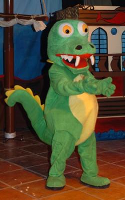 Basile le crocodile