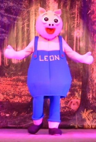 Léon le cochon