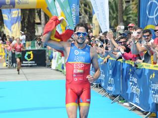 33 Triatletas españoles participarán en la Copa de Europa de Gran Canaria