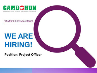 Career: Project Officer