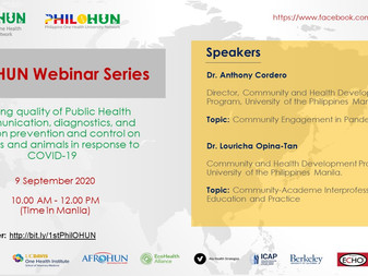 PhilOHUN Webinar Series