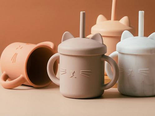 Gobelet chat pour Kids