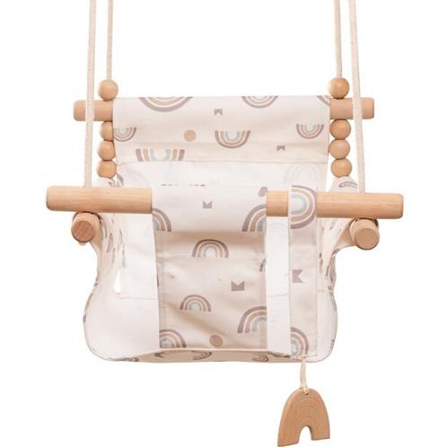 Chaise balançoire d'intérieure bébé
