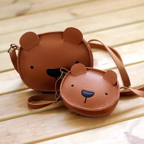 Petit sac bandouliere ours pour Kids