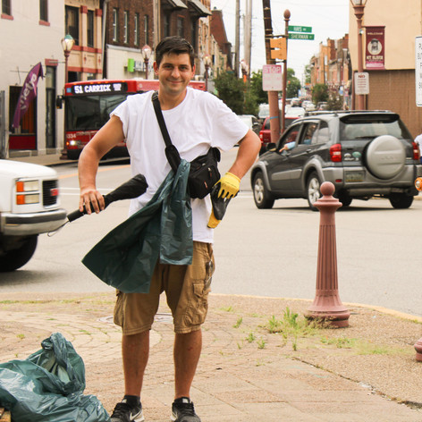 Mt. Oliver Cleanup